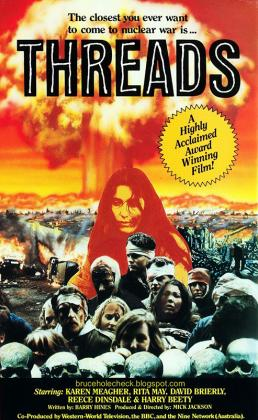 Threads (VHS Cover)